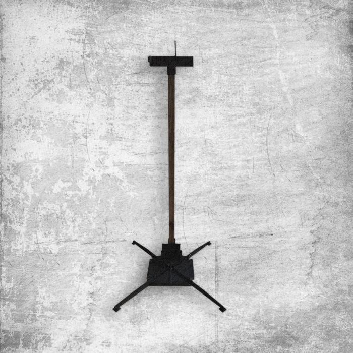 Angle Iron - Double Hook Hanger 4