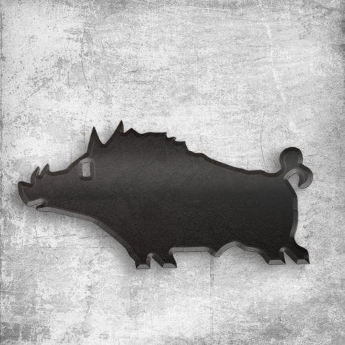 Hog Silhouette 12