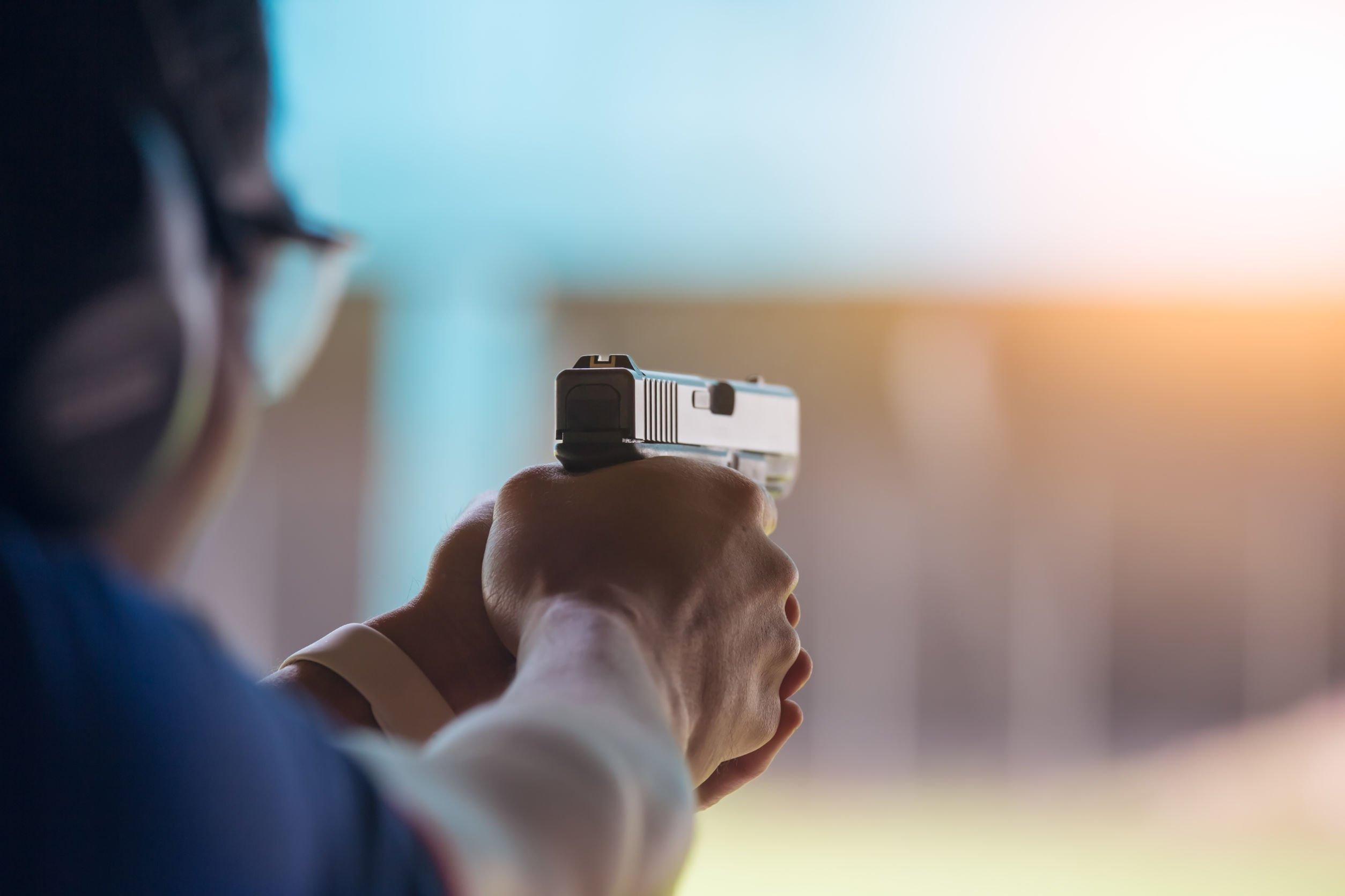 Steel Target Shooting Myths 1