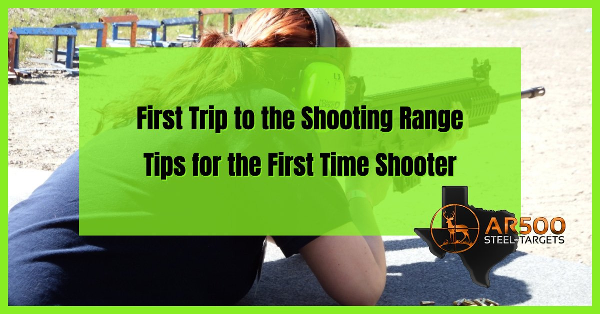 first time shooter