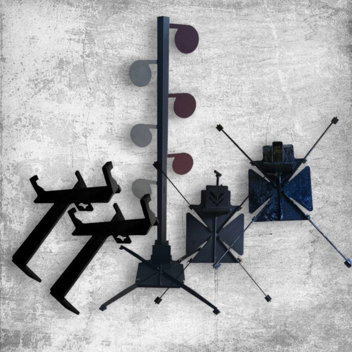 pistol extreme target pack