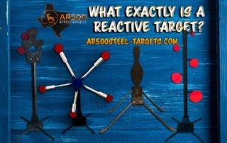 reactive steel targets