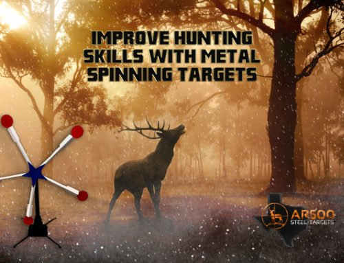 Improve Hunting Skills With Metal Spinning Targets