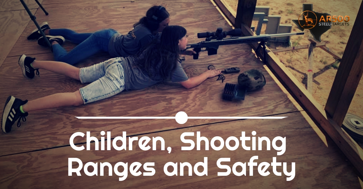 Children, Shooting Ranges and Safety