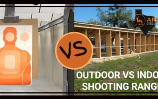 Which One is Best for You: Outdoor vs Indoor Shooting Ranges?