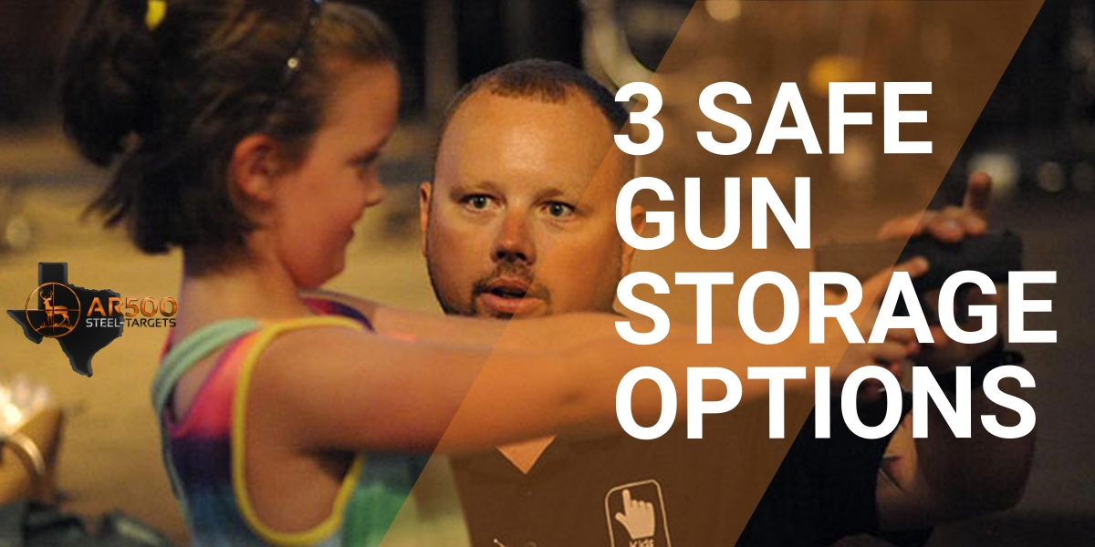3 Safe Gun Storage Options