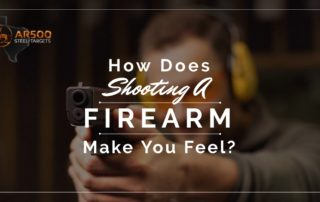 How Does Shooting a Firearm Make You Feel?