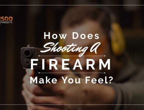 How Does Shooting a Firearm Make You Feel?