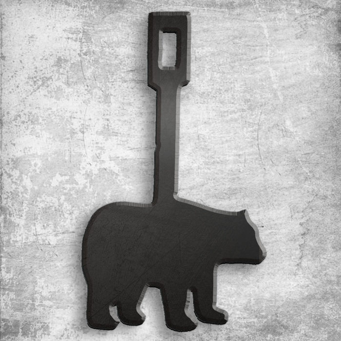 .22 Bear Target