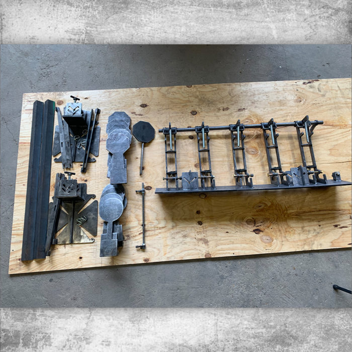 Shoot to Reset Plate Rack 2