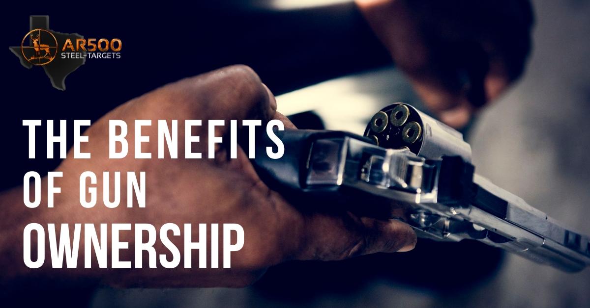 The Benefits of Gun Ownership