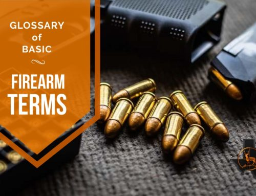 Glossary of Basic Firearm Terms