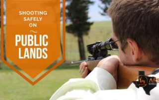 Shooting Safely on Public Lands - AR500 Steel-Targets