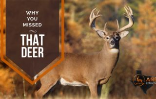 Why You Missed That Deer