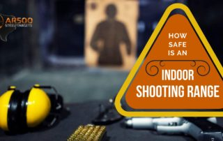 How Safe Is an Indoor Shooting Range?
