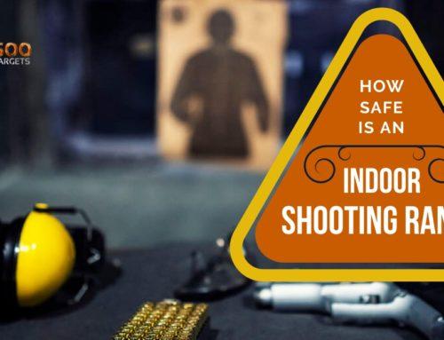 How Safe Is an Indoor Shooting Range?