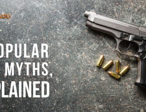 5 Popular Gun Myths, Explained