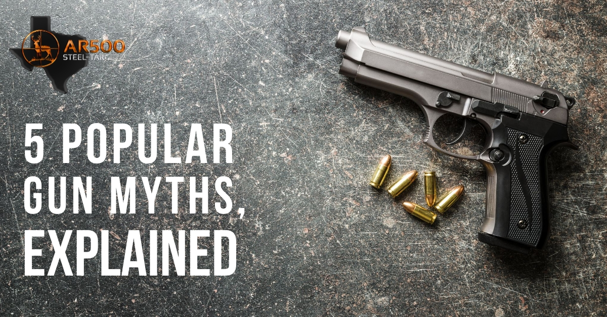 5 Popular Gun Myths, Explained