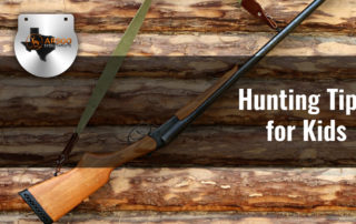 Hunting Tips for Kids