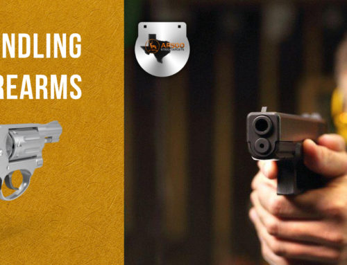 Handling Firearms