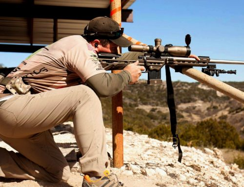 Five Steps to Help Improve Your Long-Range Accuracy