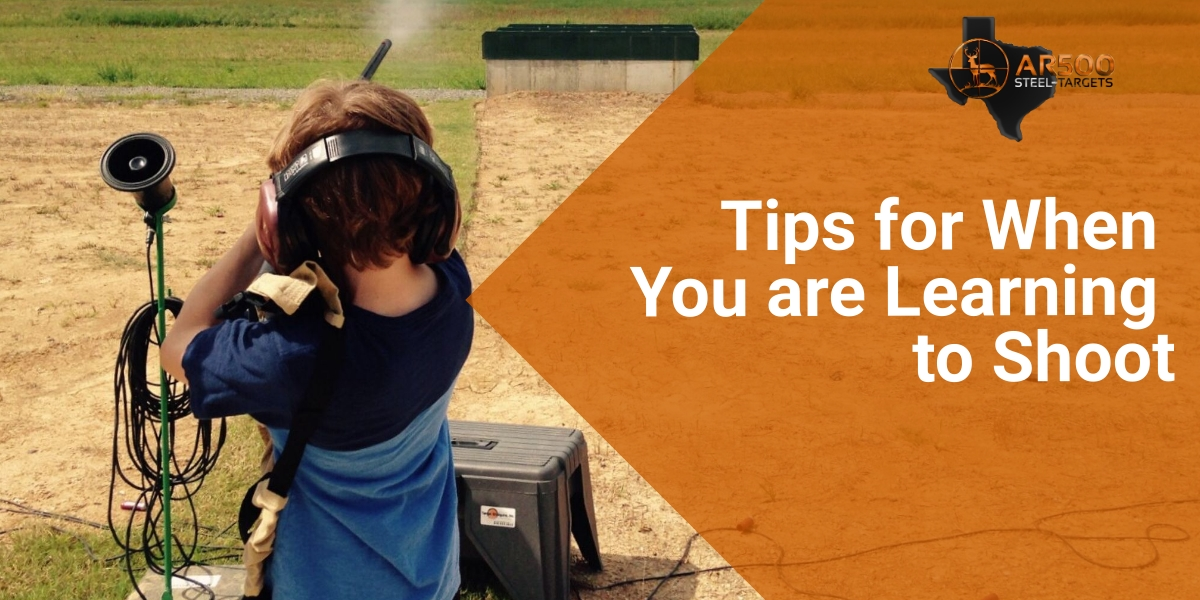 Tips for Learning to Shoot 1