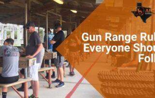 Gun Range Rules Everyone Should Follow 3