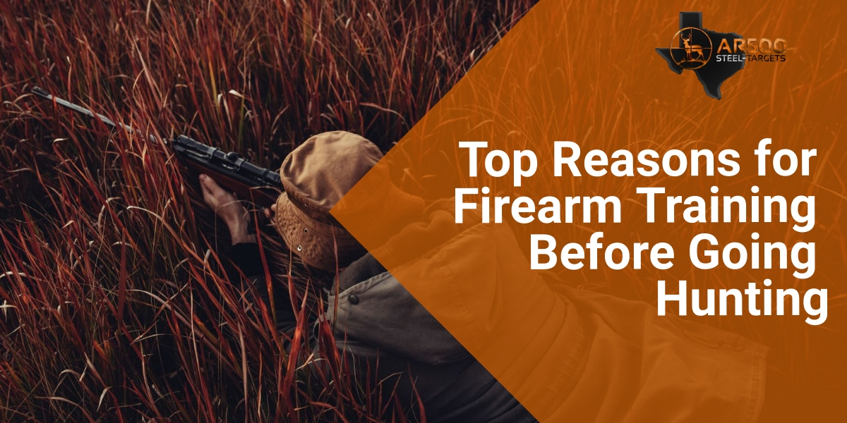 Top Reasons for Firearm Training Before Going Hunting
