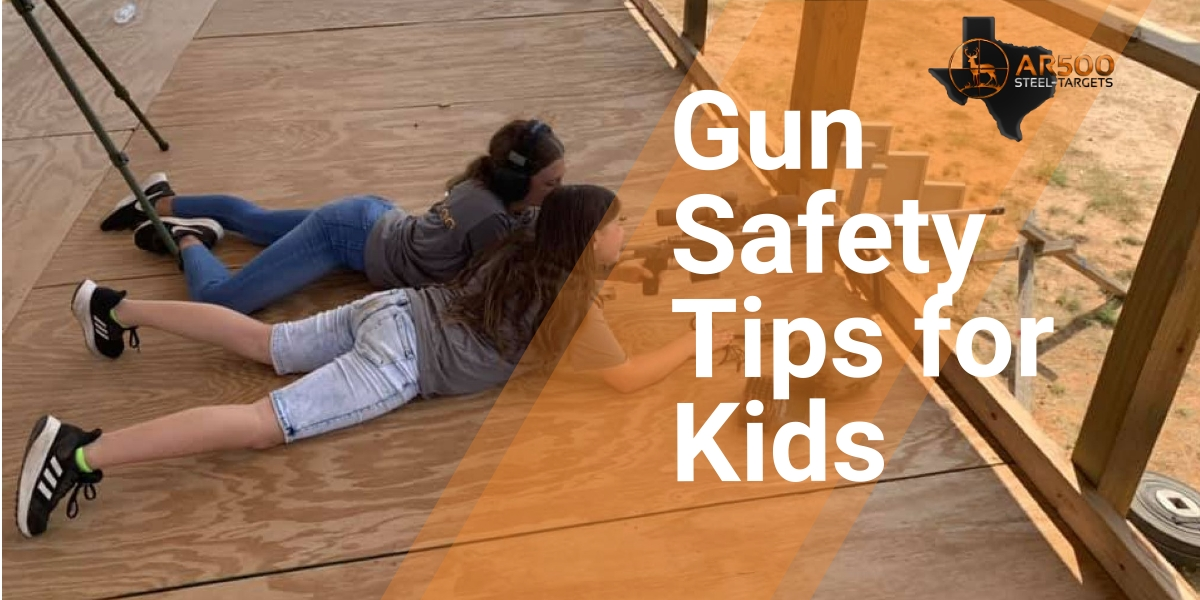 Gun Safety Tips for Kids 1