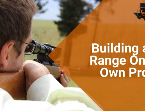 Building a Gun Range On Your Own Property