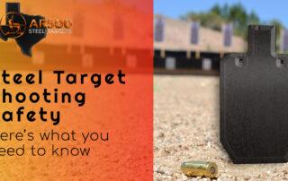 Steel Target Shooting Safety 11