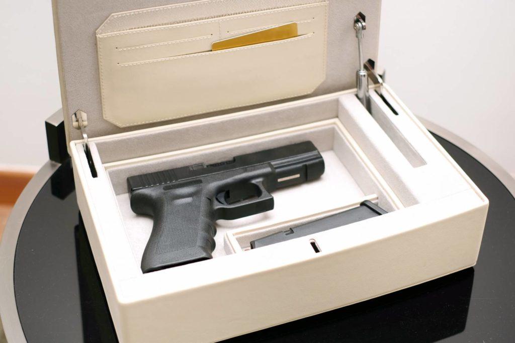 White_Pistol_Safe