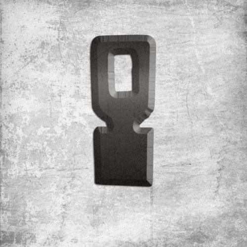 "Square Target  - 2"" 8"